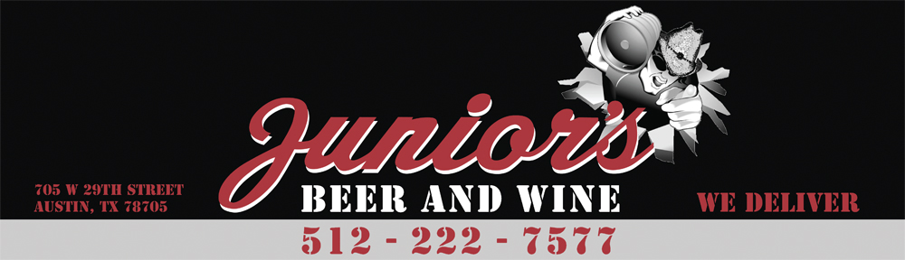 Juniors Beer and Wine